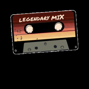 Retro Kassette vintage tape