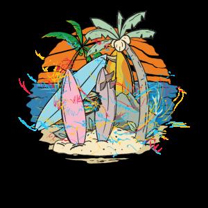 Funny Surfer Sports | Geschenk |