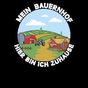 Mein Bauernhof Hier Bin Ich Zuhause