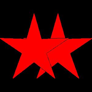 Sterne für den selbstgestaltungs bereich