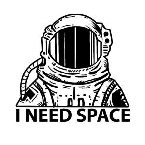 Astronaut - Sci-Fi Weltall Raumfahrt