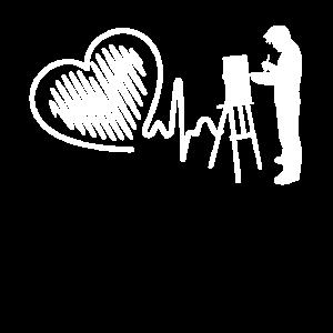 Künstler Künstler Herzschlag