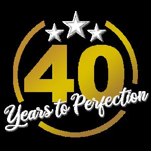 40. Geburtstag - 40 Jahre Perfektion