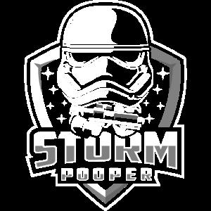 Star Storm Trooper Pooper Wars Darth
