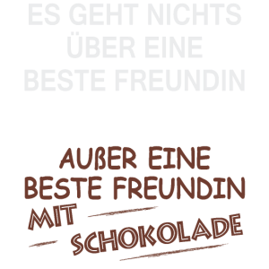 Beste Freundin Spruch Lustig Schokolade Geschenk
