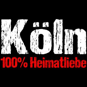 100 % Köln - Heimatliebe