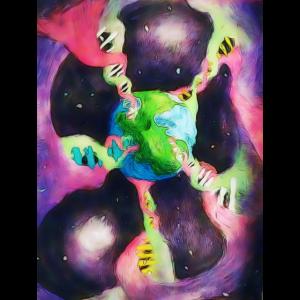 Creation of Gaia - Kreation Gaia's | Neon-Farben