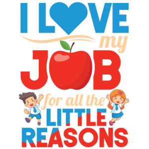 For All The Little Reasons School Funny Teacher