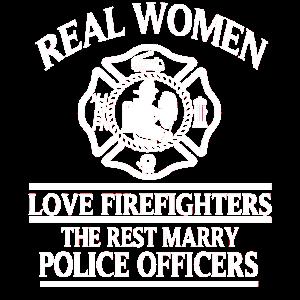 Feuerwehr,Echte Frauen lieben Feuerwehrmänner,FUN