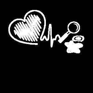 Biologe Biologe Herzschlag