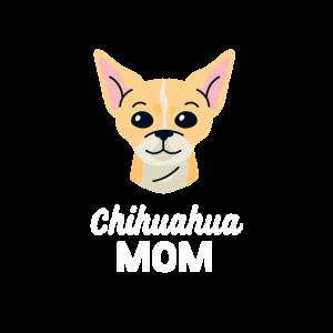 Chihuahua mom Schönes Oberteil Chihuahua Mamas