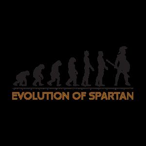 Spartans Evolution