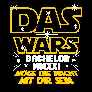 Das Wars Bachelor 2021 Möge Macht Mit Dir Sein Uni
