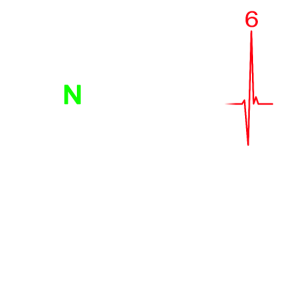 Herzschlag Motorrad EKG Linie Gangschaltung 6 Gang