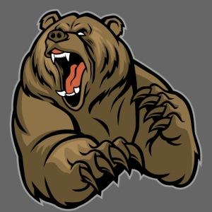méchant grizzli