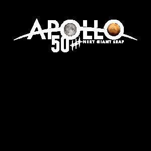 Apollo 11 50th Anniversary Moon Landing 1969 Gift