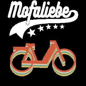 Mofa Moped Mokick Fahren Mofafahrer Geschenk