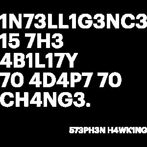 5T3PH3N H4WK1NG