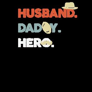 Ehemann Papa Held