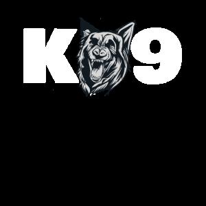 K9 Police Dog German Shepherd