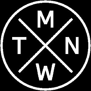 BMW MTWN Cross Circle weiß