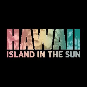 Hawaii island in the sun Urlaubssprint