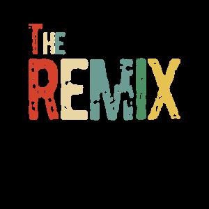 The Remix The Original Partnerlook Partner Shirts