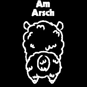 Am Arsch