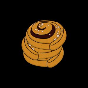 Bäcker Bäckerei Backwaren backen Zimtschnecke