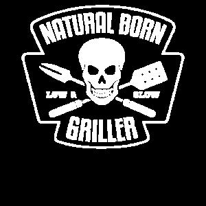 Grillen Natural Born Griller Grillmeister Grill