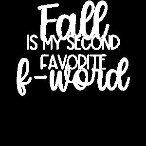 Der Herbst ist mein zweites Lieblingswort