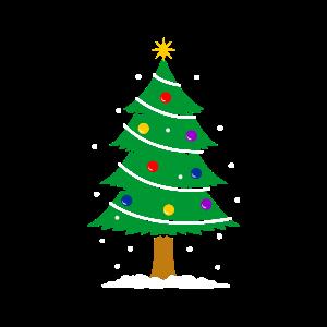 Face Mask Christmas tree