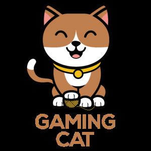 Gaming Katze daddeln lustig