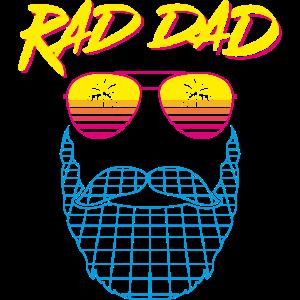 Papa Bart Synthwave Retro 80s Synthesizer Musik