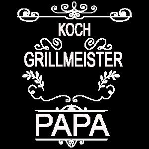 Grillmeister Papa Koch