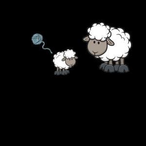 Komme Was Wolle Ich Schaf Das lustige Schäfer
