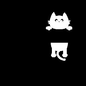Katze Tasche Geschenk