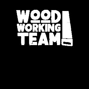 Holzfäller Team Holzarbeiter Holzarbeit Waldarbeit