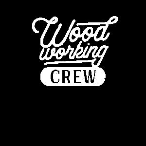 Holzarbeiter Mannschaft