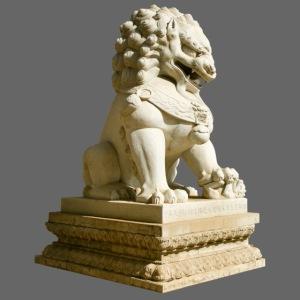 Fu Hund Tempelwächter Wächterlöwe Buddha China