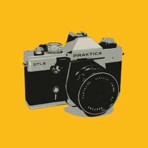 DDR Kamera Praktika