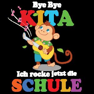 Bye Bye KITA - Einschulung Schulkind 2020