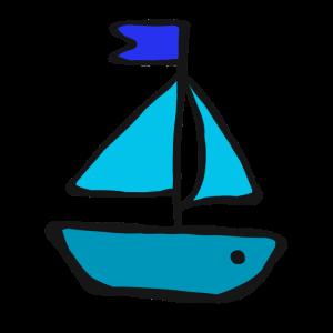 Kinder Segelschiff Babys Segelboot Schiff Boot