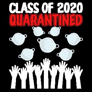 Klasse 2020 unter Quarantäne gestellt
