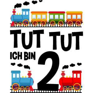 2. Geburtstag Eisenbahn