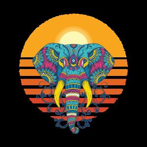 Elefant Elefanten Design