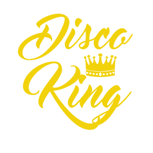 1970s Disco King Shirt/Vintage 70s Dance Party