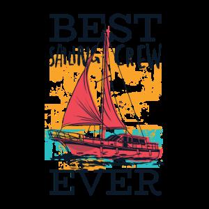 Beste Segel Crew aller Zeiten Best sailing crew