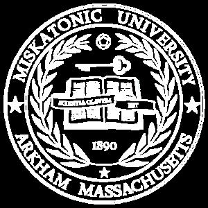 Miskatonic University weiß