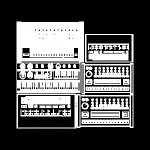ADSR Modular Life Synthesizer